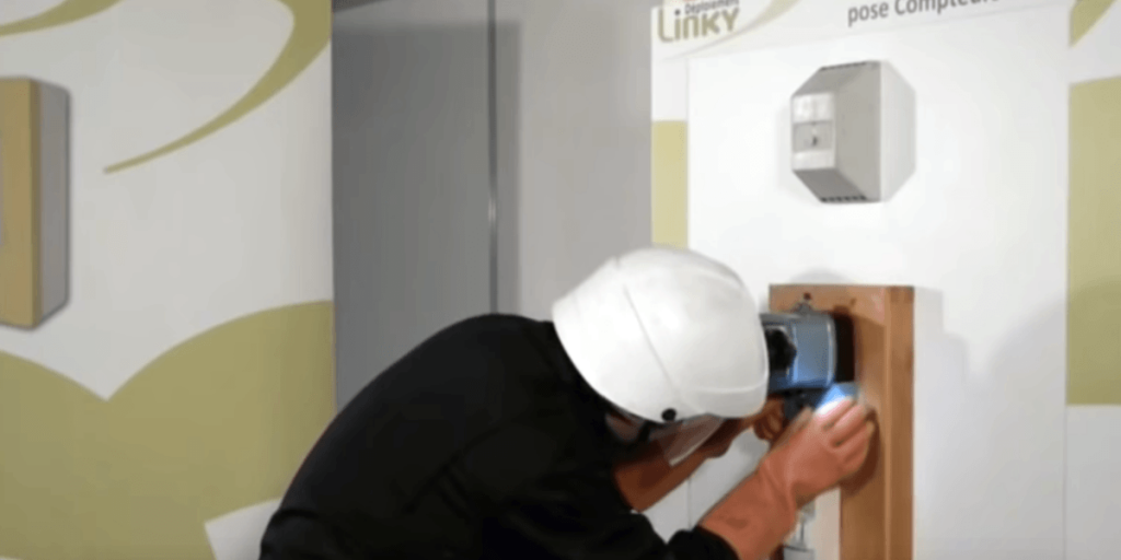 compteur linky installation justice