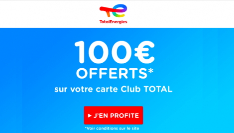TotalEnergies Offre