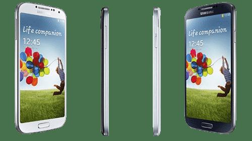 Prix Forfait Samsung Galaxy S4