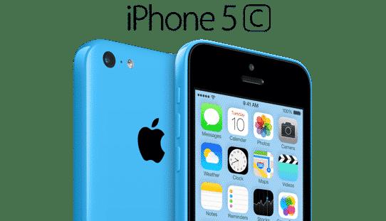 Forfaits iPhone 5C