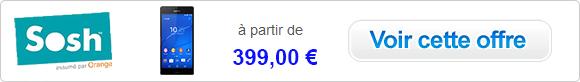 Sony xperia z3 avec quel forfait l 39 acheter - Acheter telephone portable payer en plusieur fois ...