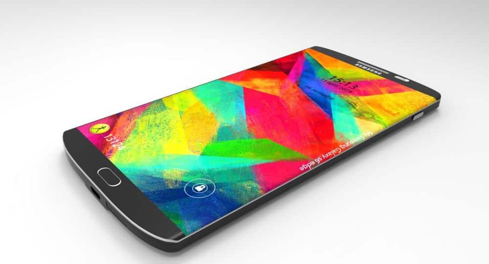 Design Samsung Galaxy S6
