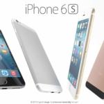 Découverte de l'iPhone 6S (Sensor) : 12 MP, Force Touch et sortie (concept)