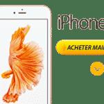 Les iPhone 6S et 6S Plus disponibles ! Comparatif des prix pour payer moins cher