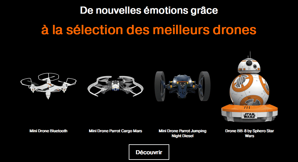 Drone-Orange