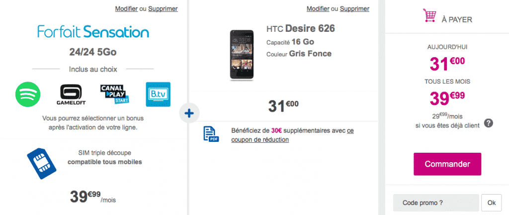 Iphone A  Euros Sans Abonnement