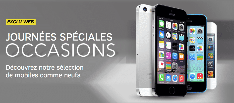 Sfr Iphone Reconditionne