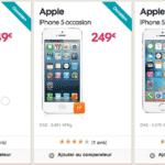 Code promo sfr sur iphone 5s