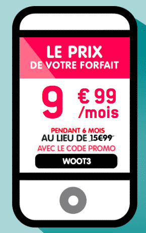 Code Promo Sosh Iphone