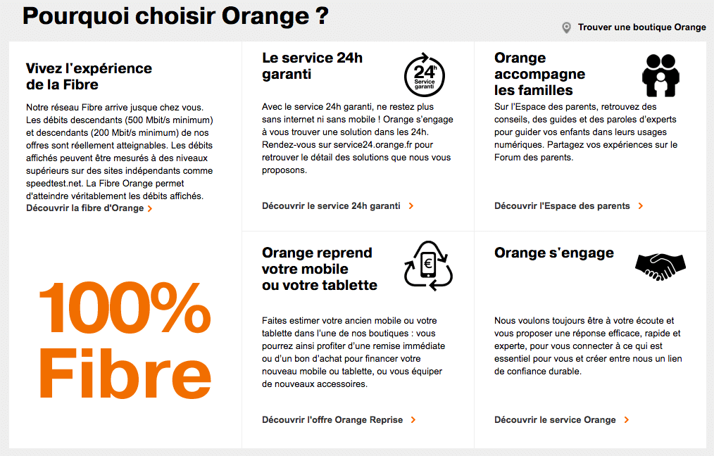 Code Promo Orange Reduction Et Bon Plan Sur Les Forfaits Et Box
