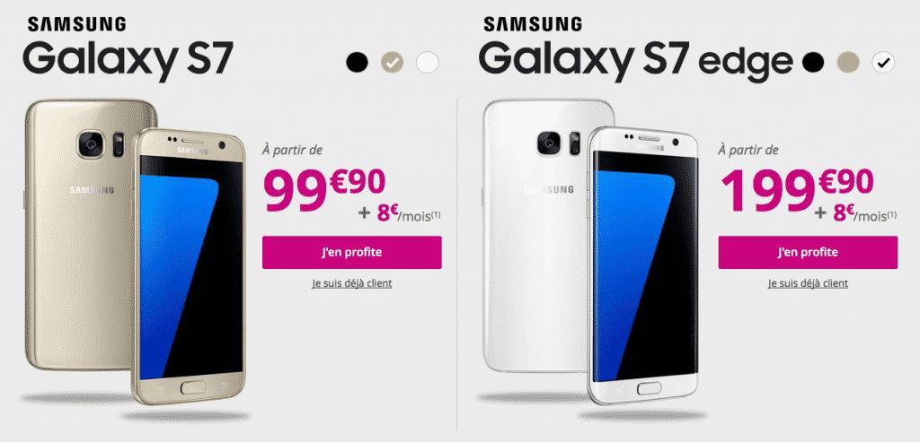Sortie du galaxy s7 et s7 edge o les acheter moins chers - Acheter telephone portable payer en plusieur fois ...