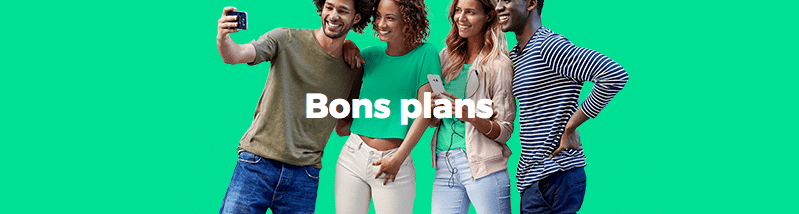 Bons plans de RED by SFR, promotions et autres réductions