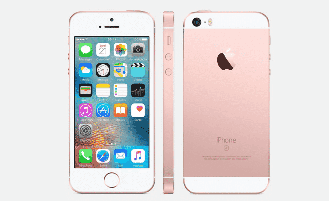 Iphone S Rose Moins Cher