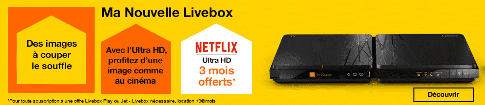 pluie de promotions avec les offres internet d 39 orange livebox. Black Bedroom Furniture Sets. Home Design Ideas