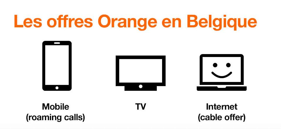 En belgique l 39 op rateur mobistar est remplac par orange - Achat internet belgique ...