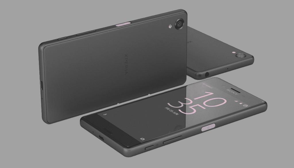 Sony-Xperia-X-Forfaits