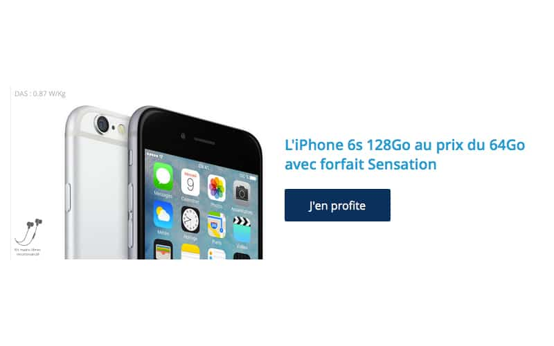 Bouygues Iphone
