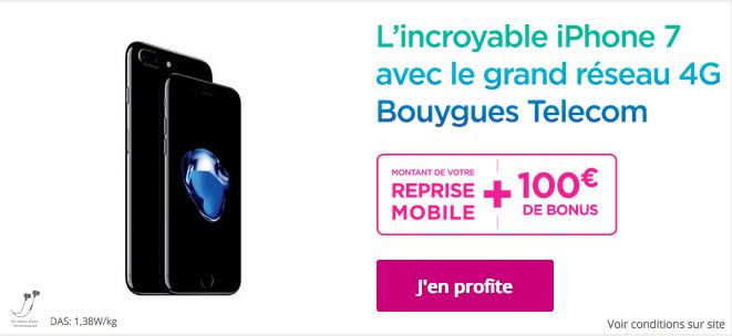 Iphone  Plus Abonnement Bouygues