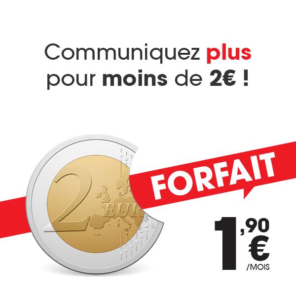 Forfaits Mobiles à 2 Euros Les Consommateurs Ont L