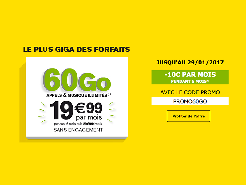 la poste mobile 48 heures pour les offres mobiles d s 4 99 mois en promo. Black Bedroom Furniture Sets. Home Design Ideas