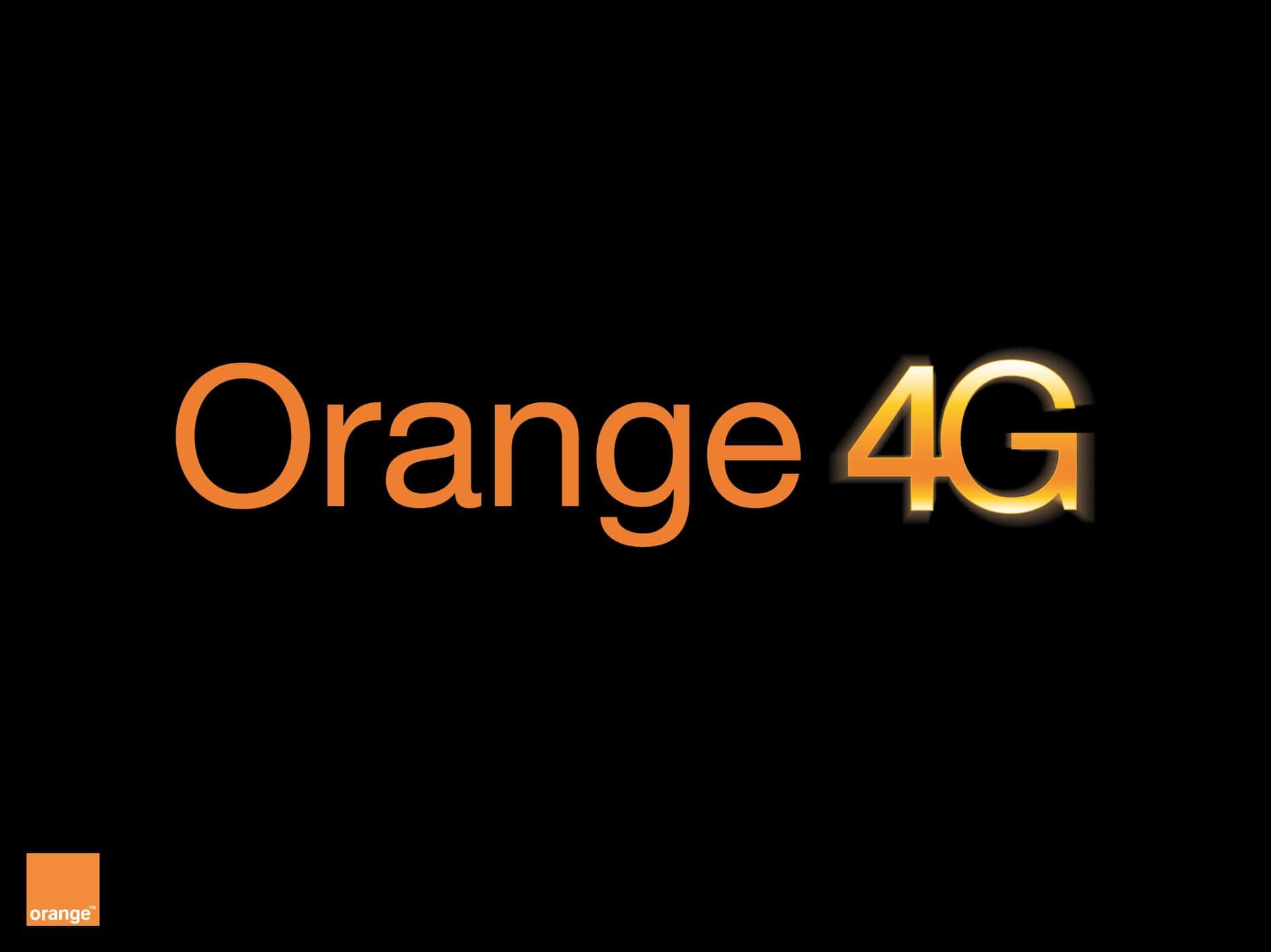 abonnés 4G Orange pour l'année 2016