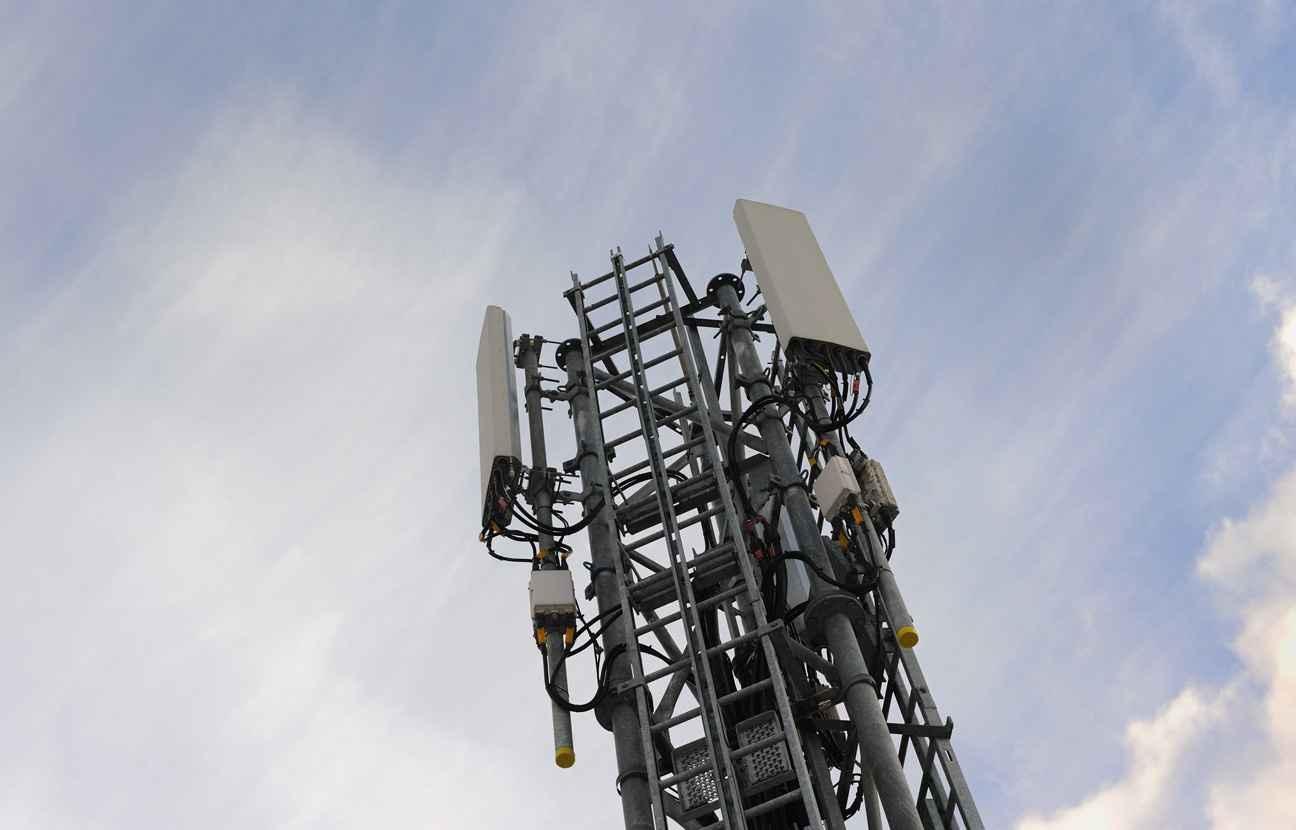 Lercoul site multi-opérateurs en zones blanches