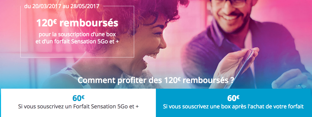 Remboursement portabilité Bouygues télécom