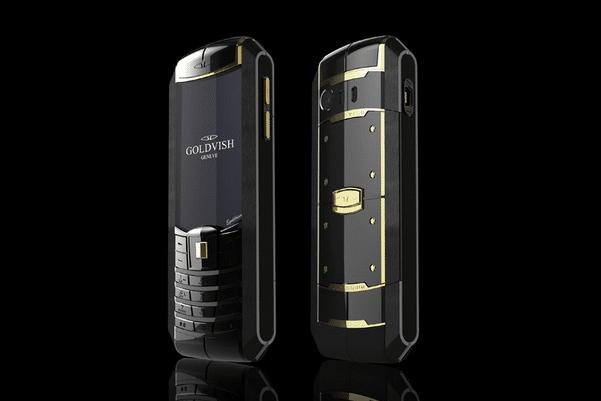 smartphones de luxe