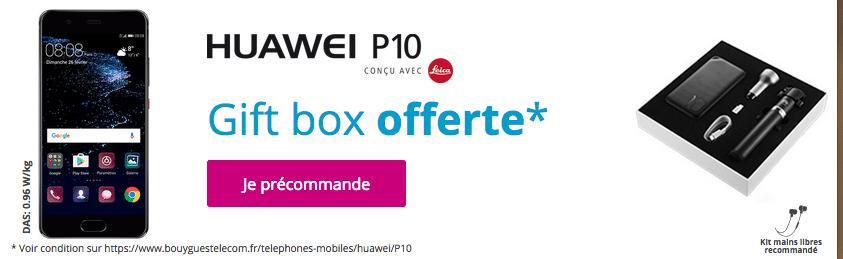 Huawei P10 B&YOU