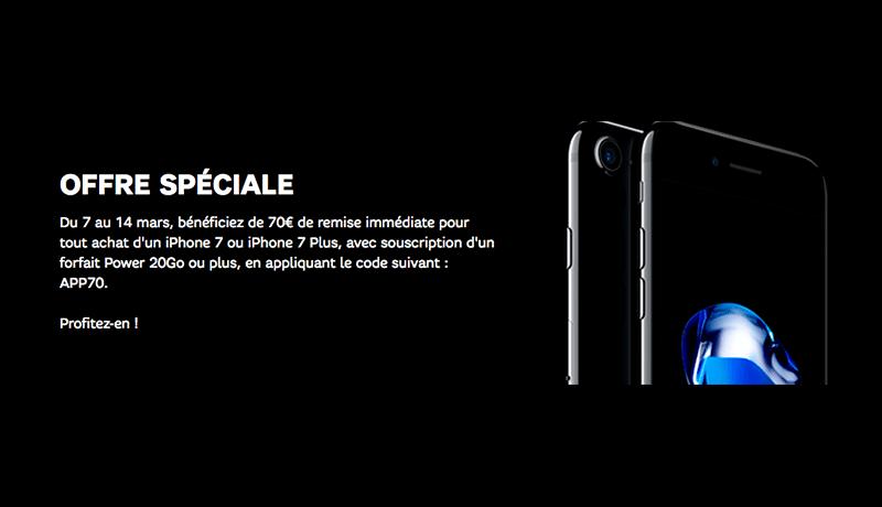 Code Promo Sfr Iphone  Plus