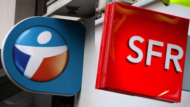 Amende pour SFR, réjouissances pour Bouygues