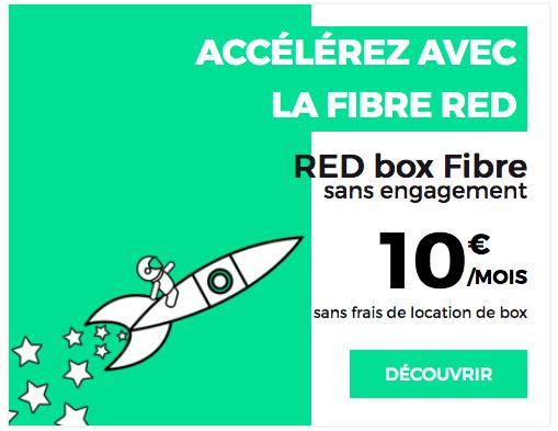 Box internet RED by SFR