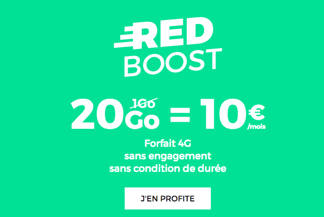 RED Boost 20 Go