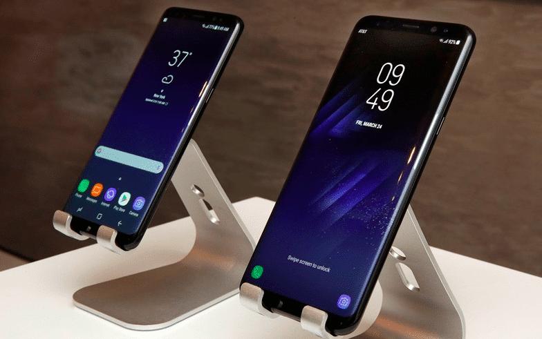 Galaxy S8 versus Galaxy S8+