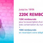Bouygues Télécom : jusqu'à 220 euros de remboursés pour l'achat d'un nouveau smartphone haut de gamme