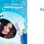Bouygues: la Bbox et un forfait 50 Go pour seulement 19,98€/mois