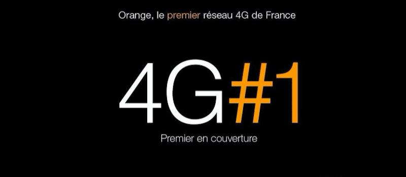 Orange couverture 4G