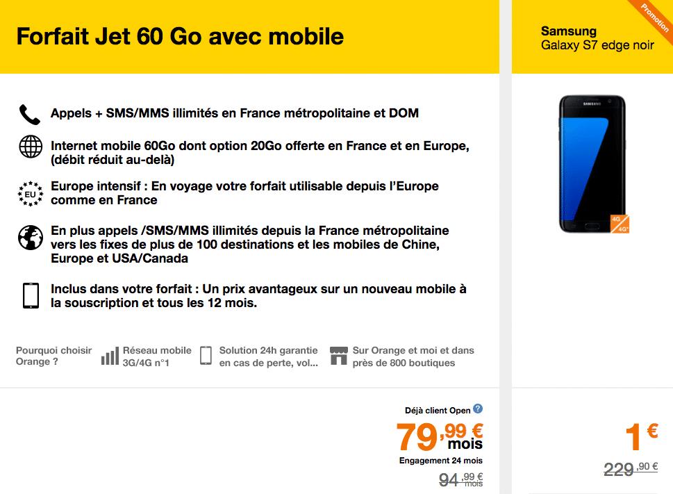 Jet Samsung S7