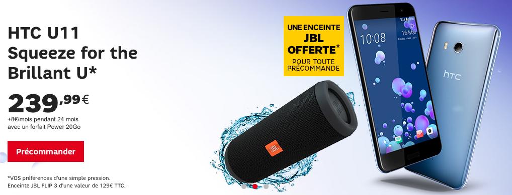 enceinte JBL U11 SFR
