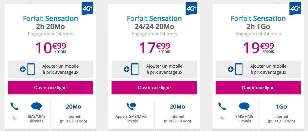 forfaits bloques bouygues telecom