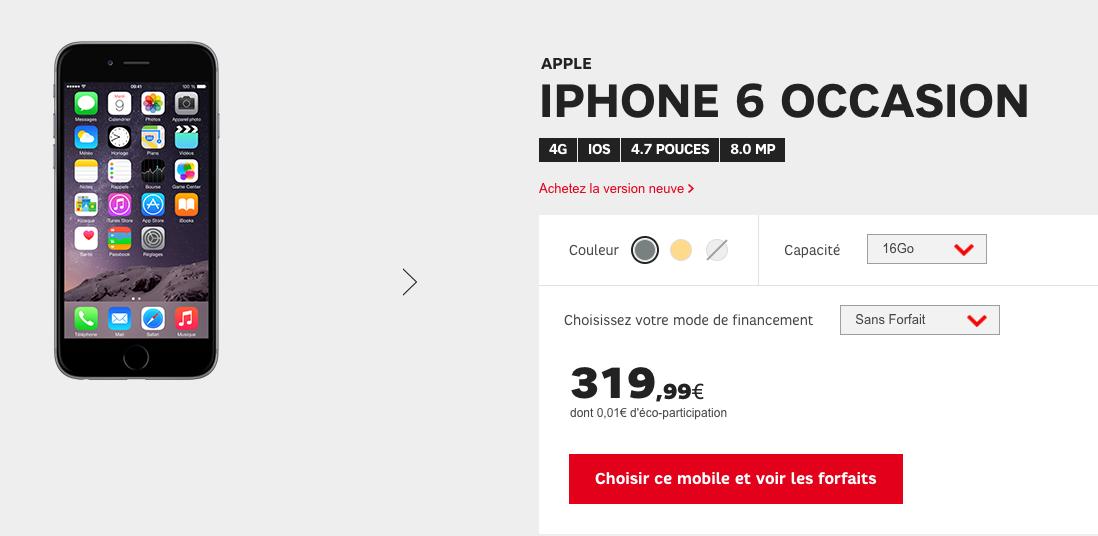 Iphone  Plus Facilite De Paiement