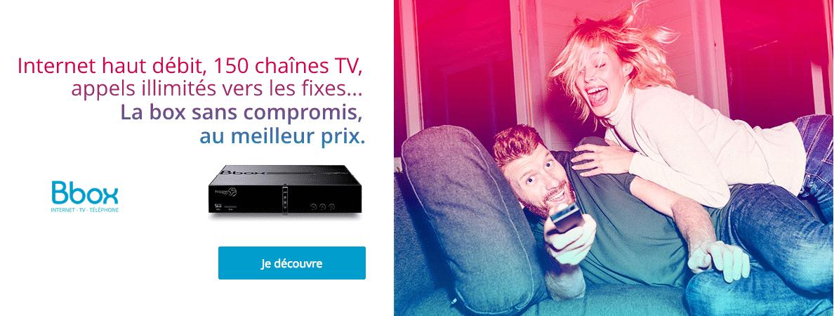 Offres internet Bouygues Télécom