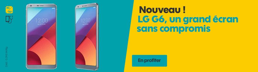 LG G6 Sosh