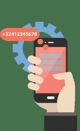 Numéro virtuel