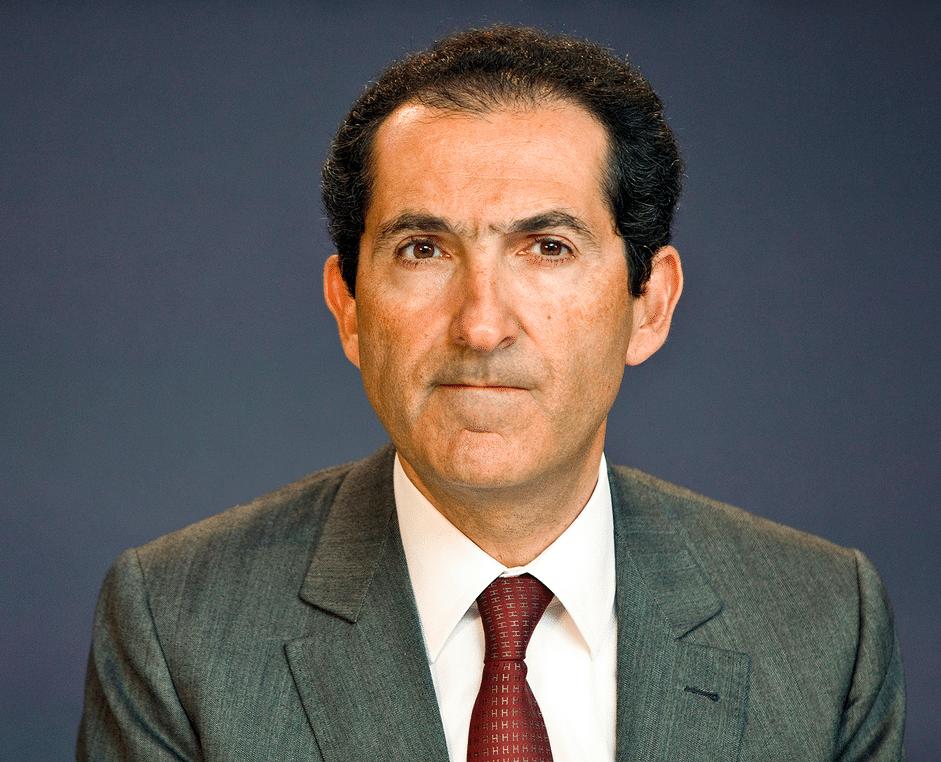 Patrick Drahi, patron de SFR
