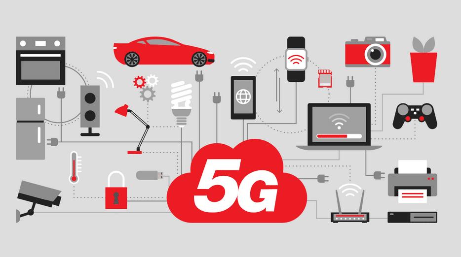 Tout connecté en 5G