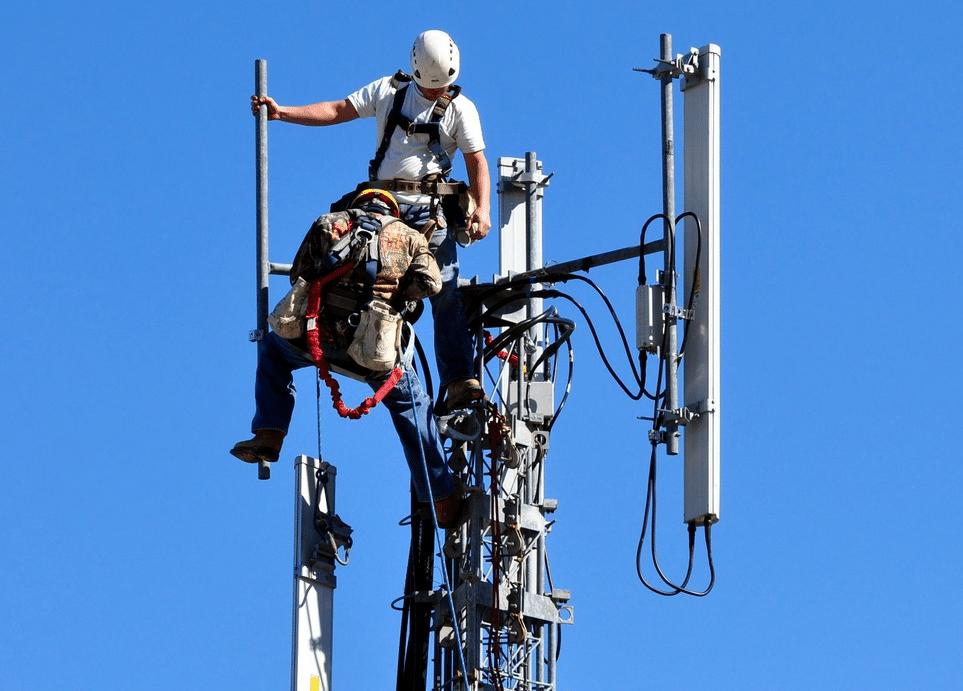 4G installation une antenne
