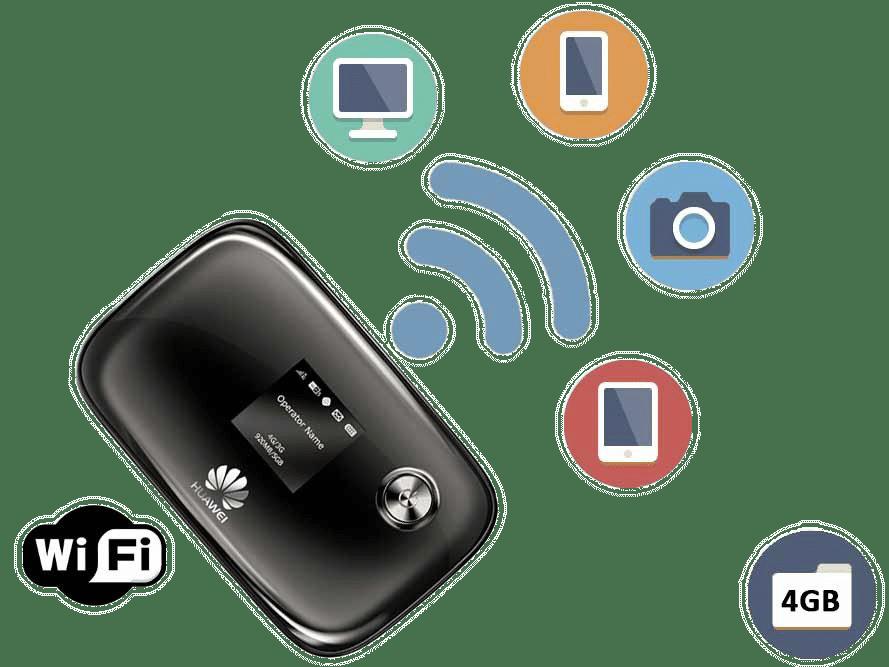 Hotspots et Box 3G/4G