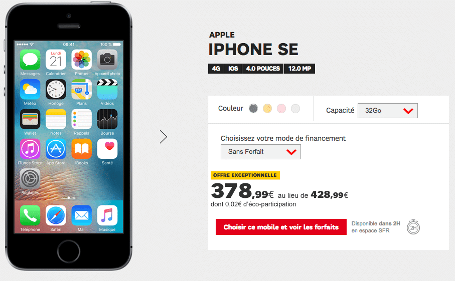 Iphone Plusieurs Fois Sans Frais
