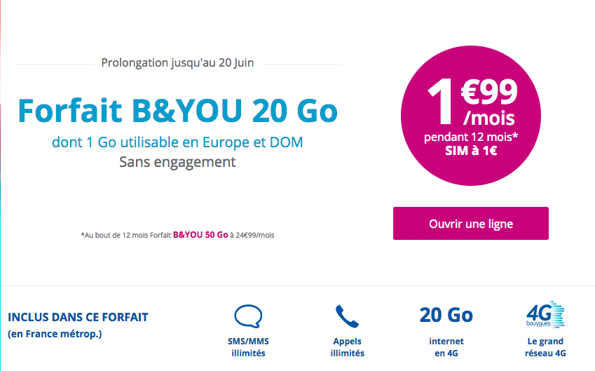 promotion mobile b&you